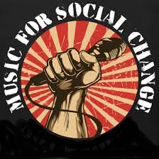Music for Social Change logo